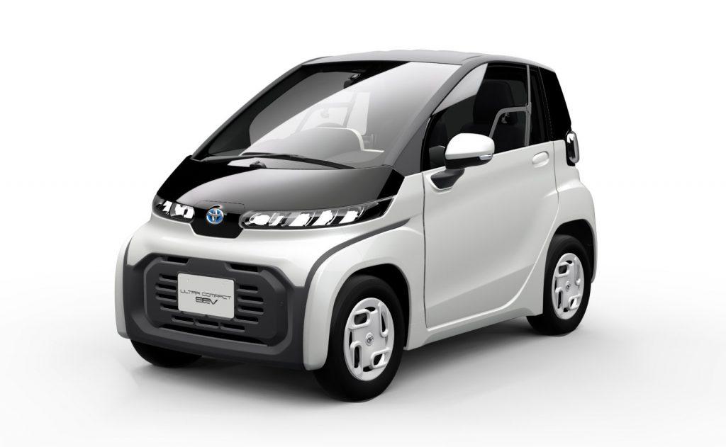 toyota-smart-eletrico-dims-1024x631 Novidades, Toyota apresentou hoje suas duas Scooters elétricas, carros elétricos e o novo Honda FIT no Salão de Tóquio 2019...
