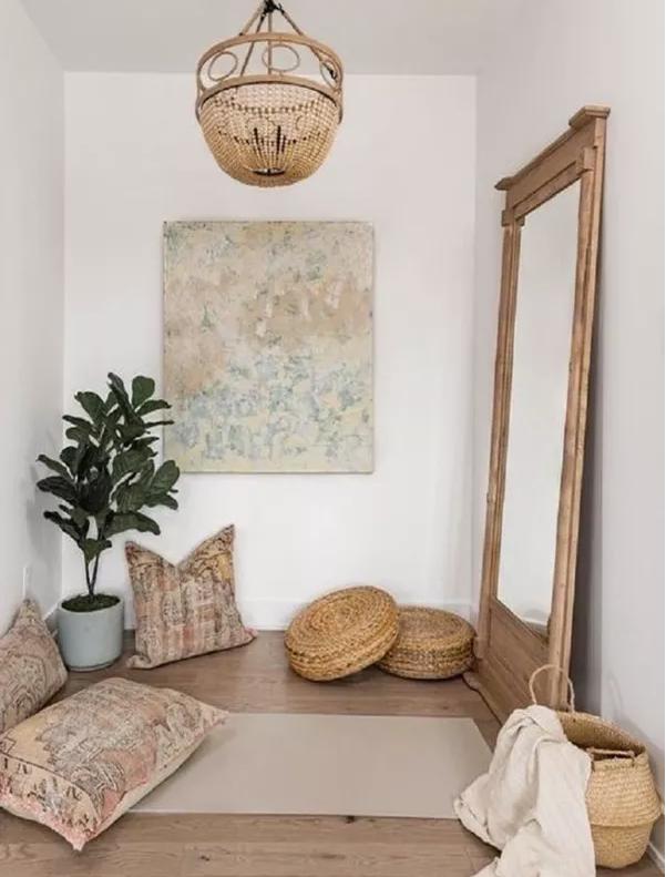 4 Cantinho para relaxar: 6 maneiras de usar os espaços da casa para desestressar durante a quarentena...